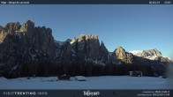 Archiv Foto Webcam Vigo di Fassa - Campo Scuola 12:00