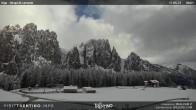 Archiv Foto Webcam Vigo di Fassa - Campo Scuola 02:00