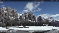 Archiv Foto Webcam Vigo di Fassa - Campo Scuola 04:00