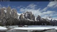 Archiv Foto Webcam Vigo di Fassa - Campo Scuola 06:00
