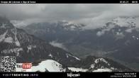 Archiv Foto Webcam Bergstation Buffaure - Vigo di Fassa 02:00