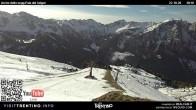 "Archiv Foto Webcam Fassatal - Buffaure - rote Piste ""Valvacin B"" 04:00"