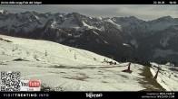 "Archiv Foto Webcam Fassatal - Buffaure - rote Piste ""Valvacin B"" 10:00"
