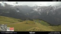 "Archiv Foto Webcam Fassatal - Buffaure - Sessellift ""Col de Valvacin"" 08:00"