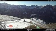 "Archiv Foto Webcam Fassatal - Buffaure - Sessellift ""Col de Valvacin"" 04:00"
