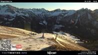 "Archiv Foto Webcam Fassatal - Buffaure - Sessellift ""Col de Valvacin"" 10:00"