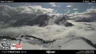 Archiv Foto Webcam Fassatal - Col de Valvacin 09:00
