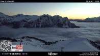 Archiv Foto Webcam Fassatal - Col de Valvacin 13:00