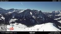 Archiv Foto Webcam Fassatal - Col de Valvacin 06:00