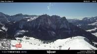 Archiv Foto Webcam Fassatal - Col de Valvacin 08:00
