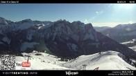 Archiv Foto Webcam Fassatal - Col de Valvacin 10:00