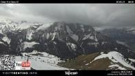 Archiv Foto Webcam Fassatal - Col de Valvacin 07:00