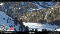 Archiv Foto Webcam Fassatal - Buffaure - Gondelbahn 02:00