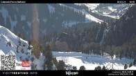 Archiv Foto Webcam Fassatal - Buffaure - Gondelbahn 10:00
