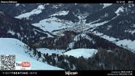 Archiv Foto Webcam Fassatal - Bergstation Kabinenbahn Buffaure 02:00