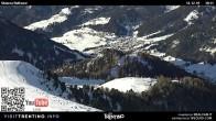 Archiv Foto Webcam Fassatal - Bergstation Kabinenbahn Buffaure 04:00
