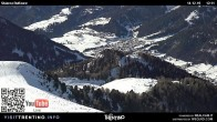 Archiv Foto Webcam Fassatal - Bergstation Kabinenbahn Buffaure 06:00