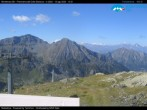 "Archived image Webcam Monterosa - panoramic view from the ""Sarezza pass"" 04:00"