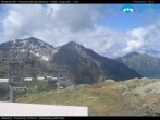 "Archiv Foto Webcam Monterosa - Panorama vom ""Sarezza Pass"" 04:00"