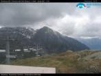 "Archiv Foto Webcam Monterosa - Panorama vom ""Sarezza Pass"" 08:00"