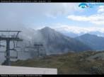 "Archiv Foto Webcam Monterosa - Panorama vom ""Sarezza Pass"" 10:00"