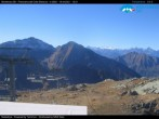"""Archived image Webcam Monterosa - panoramic view from the """"Sarezza pass"""" 06:00"""