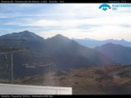 """Archived image Webcam Monterosa - panoramic view from the """"Sarezza pass"""" 10:00"""
