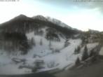 Archiv Foto Webcam Via Lattea Bergstation Lift Claviere - La Coche 02:00