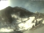 Archiv Foto Webcam Via Lattea Bergstation Lift Claviere - La Coche 04:00