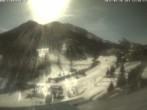 Archiv Foto Webcam Via Lattea Bergstation Lift Claviere - La Coche 06:00