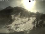 Archiv Foto Webcam Via Lattea Bergstation Lift Claviere - La Coche 08:00