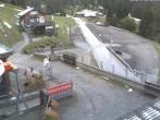 Archiv Foto Webcam Talstation in Feldis 02:00