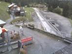 Archiv Foto Webcam Talstation in Feldis 08:00