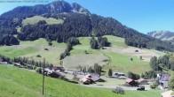 Archiv Foto Webcam Skistation Jaun-Dorf 04:00