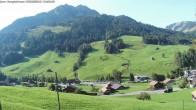 Archiv Foto Webcam Skistation Jaun-Dorf 09:00