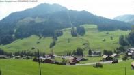 Archiv Foto Webcam Skistation Jaun-Dorf 13:00