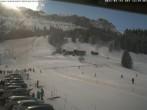 Archiv Foto Webcam Blick auf die Talabfahrt der Skilifte Bumbach - Schnagnau 06:00