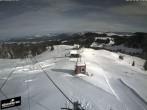 Archiv Foto Webcam Blick auf die Bergstation Lischboden im Skigebiet Rüschegg 06:00