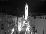 Archiv Foto Webcam Sterzing Neustadt 23:00