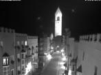 Archiv Foto Webcam Sterzing Neustadt 22:00