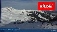 Archiv Foto Webcam Mittersill: Bergstation Panoramabahn - Resterhöhe 03:00