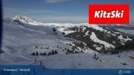 Archiv Foto Webcam Mittersill: Bergstation Panoramabahn - Resterhöhe 05:00