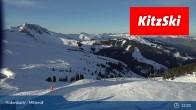 Archiv Foto Webcam Mittersill: Bergstation Panoramabahn - Resterhöhe 09:00