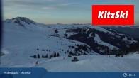 Archiv Foto Webcam Mittersill: Bergstation Panoramabahn - Resterhöhe 11:00