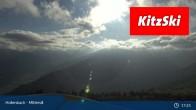 Archiv Foto Webcam Kitzbühel: Bergstation Panoramabahn - Resterhöhe 11:00