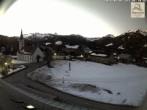 Archiv Foto Webcam Sibratsgfäll: Blick aufs Dorf 05:00