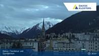 Archiv Foto Webcam Schweizerische Alpine Mittelschule Davos 19:00
