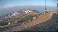 Archiv Foto Webcam Blick auf Rigi-Kulm (Kapelle) 02:00