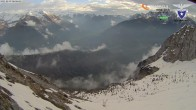Archiv Foto Webcam Schutzhütte Albani (1.939 Meter) 02:00