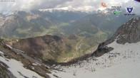 Archiv Foto Webcam Schutzhütte Albani (1.939 Meter) 06:00